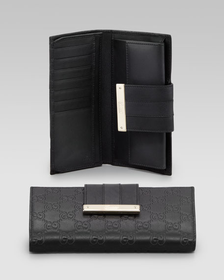 Continental Guccissima Wallet