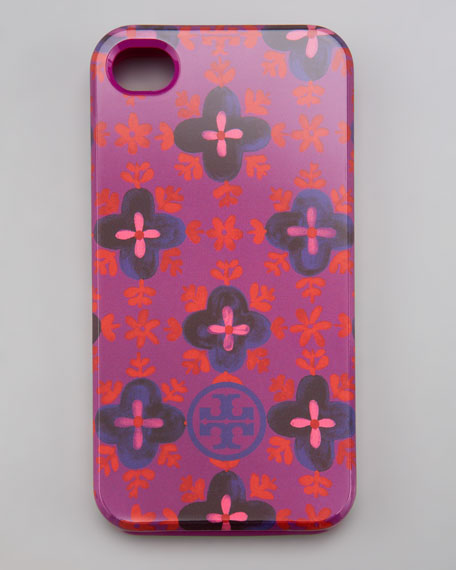 Sintra Soft iPhone 4 Case, Party Fuchsia