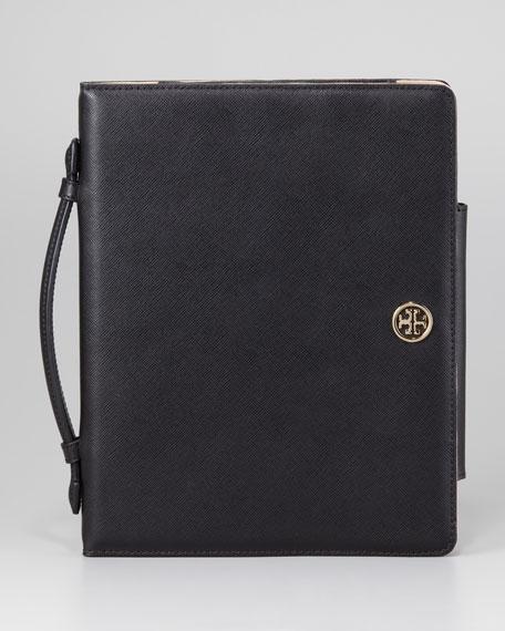 Robinson Flip Tablet Case, Black