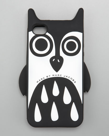 Javier Owl iPhone 4 and 4s Case