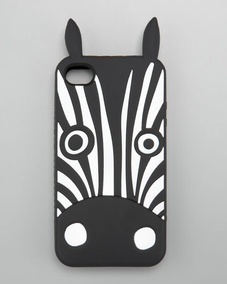 Julio Zebra iPhone 4 and 4s Case