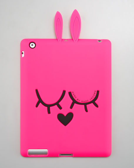 Katie Bunny iPad Case