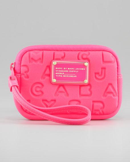 Dreamy Logo Universal Case, Pop Pink