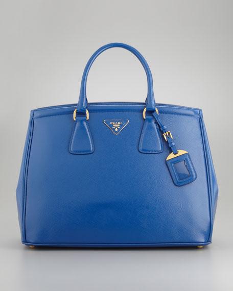 Vernice Parabole Saffiano Tote Bag