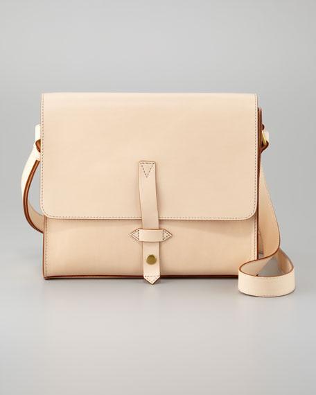 Duane Street Messenger Bag, Natural
