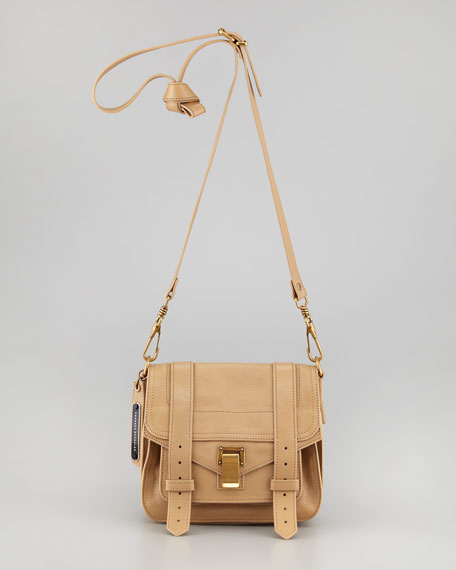 PS1 Pouch Satchel Bag, Sahara