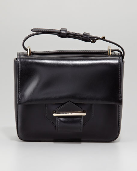Standard Mini Shoulder Bag, Black