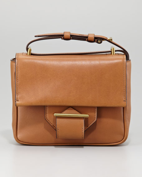 Standard Mini Shoulder Bag, Tan