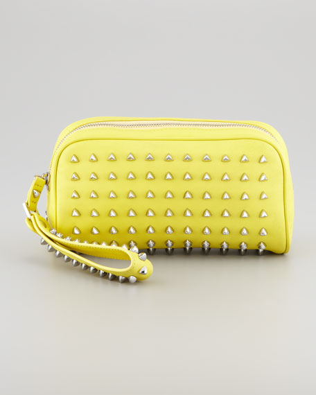 Pyramid Stud Clutch