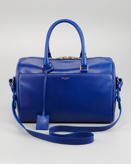 Duffel 6 Saint Laurent Bag, Blue