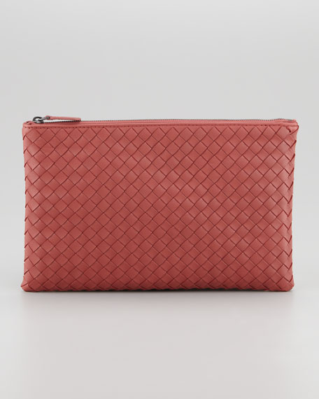 Flat Cosmetic Bag, Extra Large