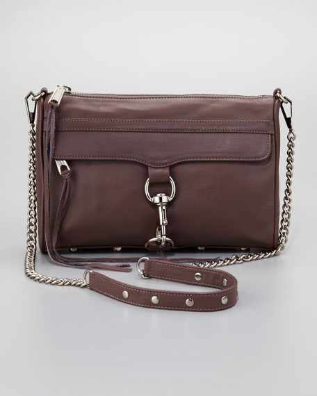 M.A.C. Clutch Crossbody Bag, Lavender