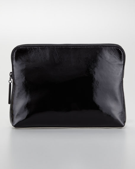31 Minute Leather Cosmetic Bag