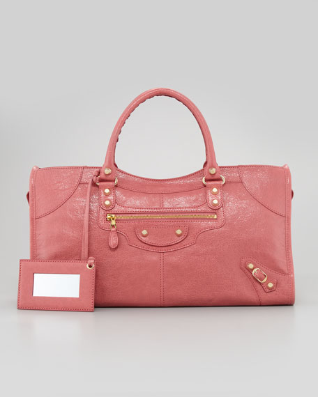 Giant 12 Golden Part Time Bag, Rose Bombon