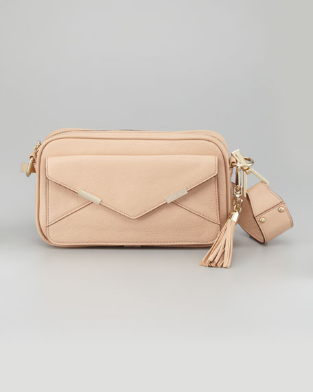 The Billy Shoulder Bag, Sand