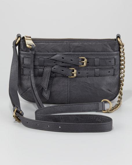 Billy Belt Crossbody Bag, Black