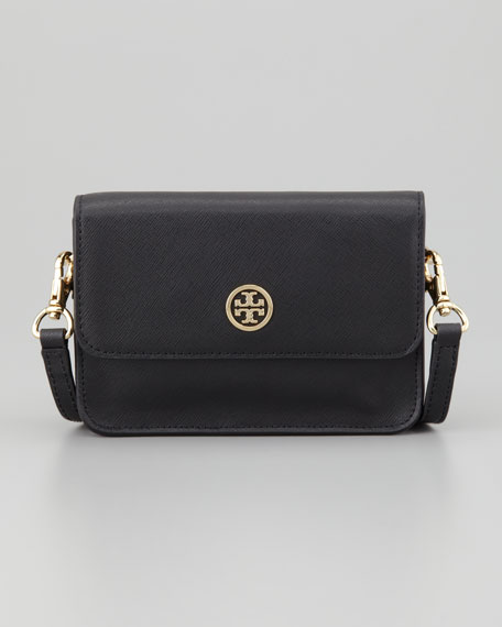 Robinson Mini Crossbody Bag, Black