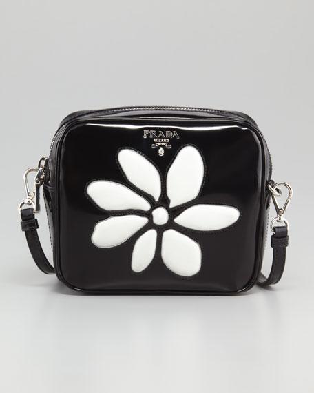 prada flower bag
