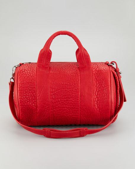 Rocco Lambskin Duffel Bag