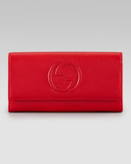 Soho Continental Wallet