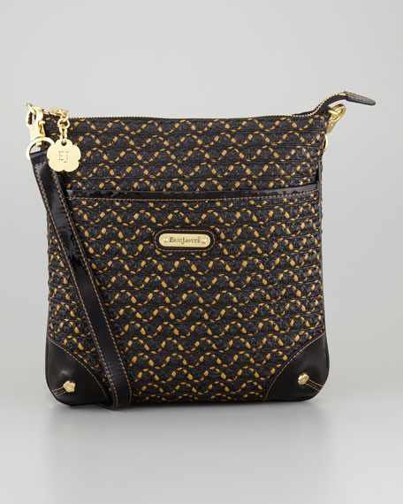 Lark Crossbody Bag, Hickory
