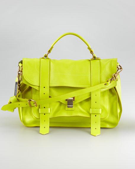 PS1 Lambskin Mailbag, Medium