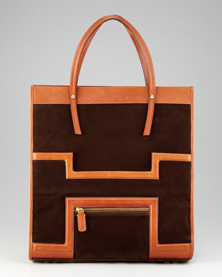 Halle H Tote