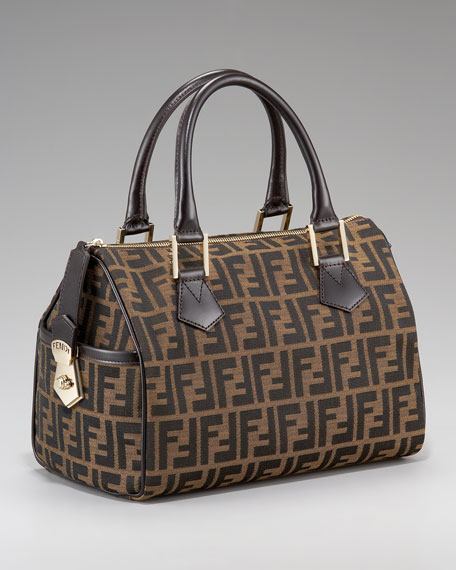 2ca6ae7e15c1 ... discount code for fendi medium zucca canvas boston bag tobacco 52257  13a5f