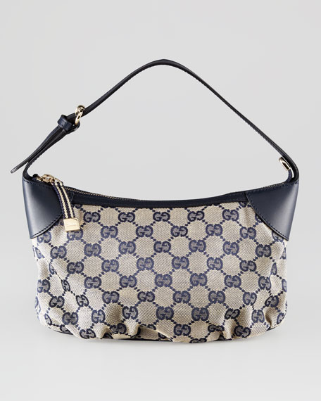 Gucci Mini Zip-Top Bag