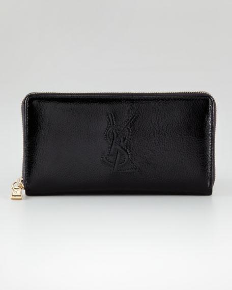 BDJ Zip Continental Wallet