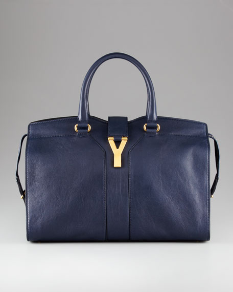 yves saint laurent cabas chyc tote medium
