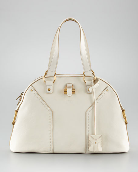 Yves Saint Laurent Muse Dome Tote, Large