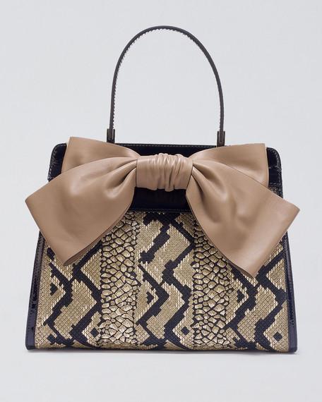 Aphrodite Bow Tote Bag