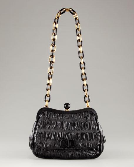 Gaufre Shoulder Bag