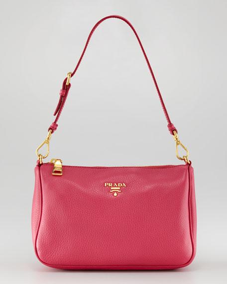 Zip-Top Mini Hobo Bag
