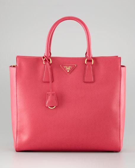 Saffiano Medium Double-Handle Tote Bag