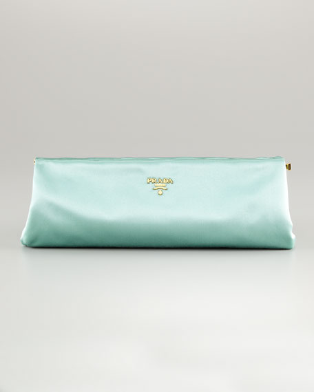Small East/West Frame Clutch Bag