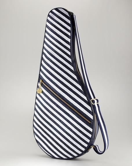 Square Ace Tennis Shoulder Bag