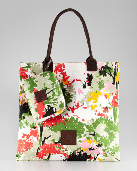 Birch Travel Tote Bag