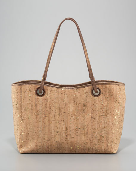 Candice Tote Bag, Cork