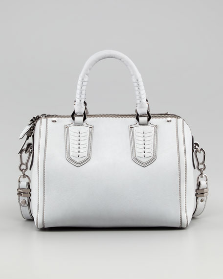 Reese Leather Satchel Bag
