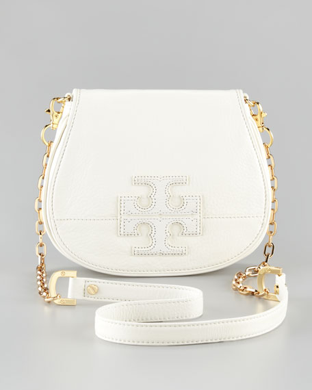 Stacked Logo Crossbody Bag