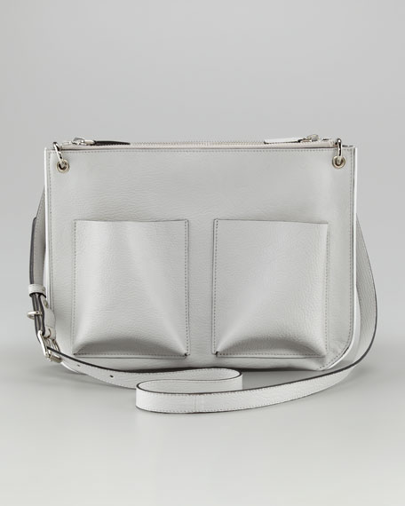 Large Double-Pouch Pocket Bag