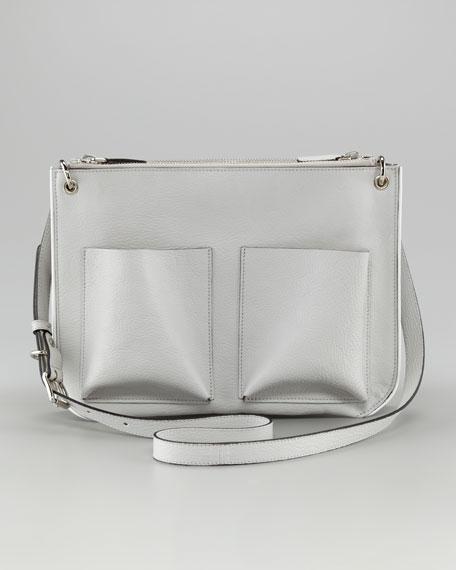 Large Double-Pouch Pocket Bag