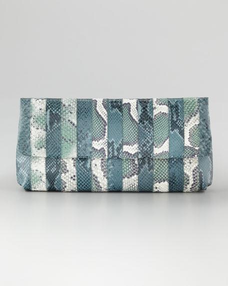 Felicity Patchwork Clutch Bag