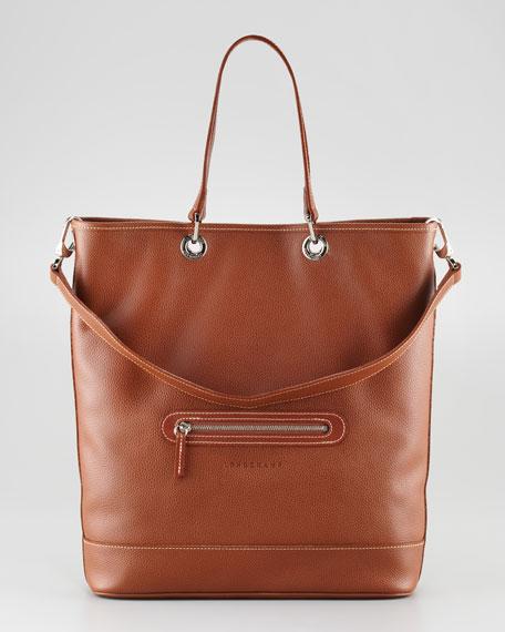 Veau Folonne Shoulder Tote Bag