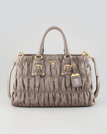 Tessuto Gaufre Tote Bag