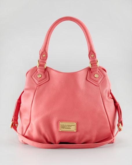 Classic Q Francesca Tote Bag, Coral