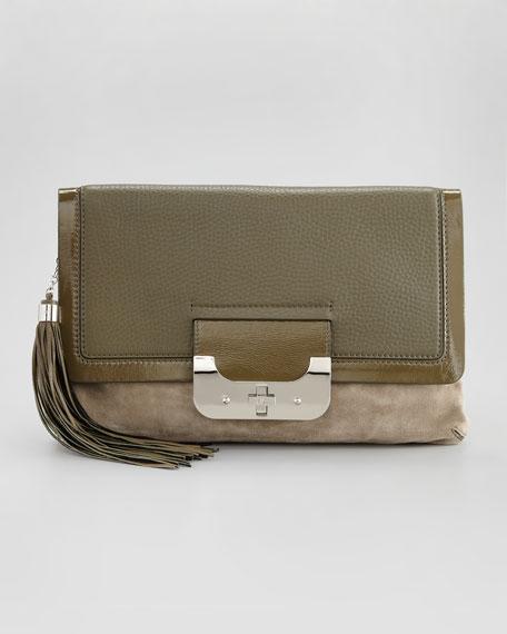 Harper Envelope Clutch Bag, Small