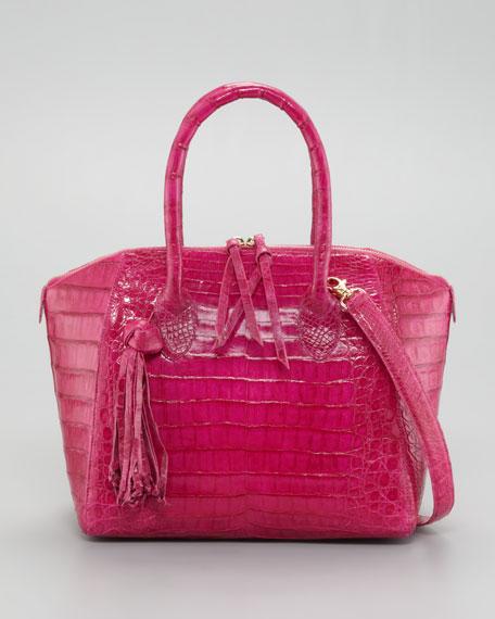 Tassel Bowler Bag, Small